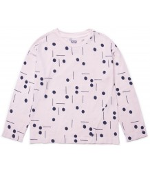 Barn of Monkeys Printed LS T-shirt DOTS Barn of Monkeys Printed LS T-shirt DOTS