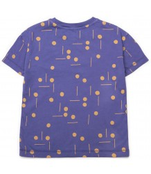 Barn of Monkeys Printed SS T-shirt DOTS Barn of Monkeys Printed SS T-shirt DOTS