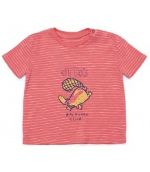 Barn of Monkeys Printed Baby T-shirt SS OTTER Barn of Monkeys Printed Baby T-shirt SS OTTER