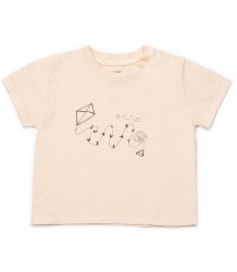 Barn of Monkeys Printed Baby T-shirt SS KITE Barn of Monkeys Printed Baby T-shirt SS KITE