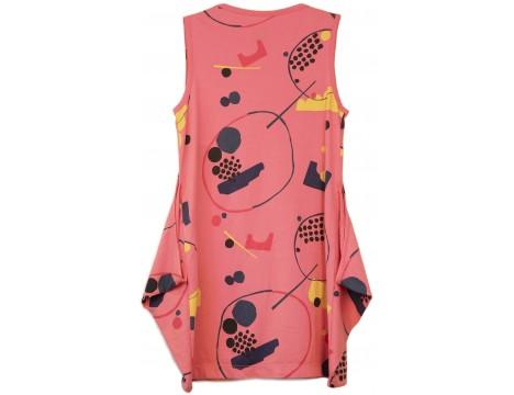 Barn of Monkeys Loose Fit Sleeveless Dress SHAPES