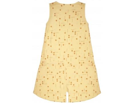 Barn of Monkeys A-line Sleeveless Dress DOTS