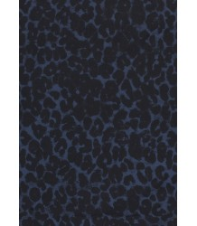 Soft Gallery Bedcover Aop SNOW LEOPARD Soft Gallery Bedcover - Blue SnowLeopard