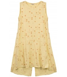 Barn of Monkeys A-line Sleeveless Dress DOTS Barn of Monkeys A-line Sleeveless Dress DOTS yellow