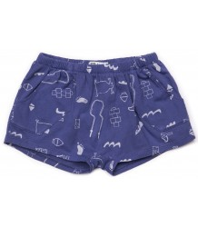Barn of Monkeys Printed Baby Shorts GAMES Barn of Monkeys Printed Baby Shorts GAMES