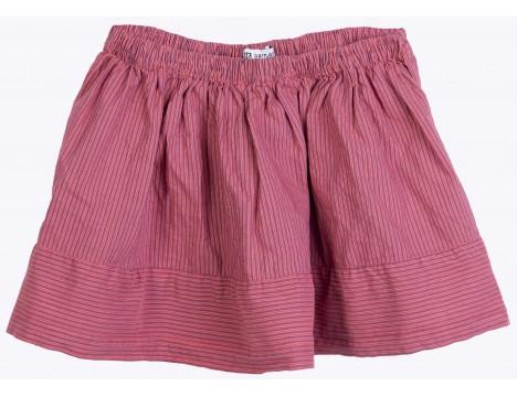 Barn of Monkeys Flared Woven Skirt