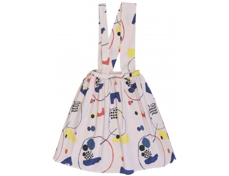 Barn of Monkeys Skirt w/Straps SHAPES