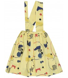 Barn of Monkeys Skirt w/Straps SHAPES Barn of Monkeys Skirt w/Straps SHAPES pink