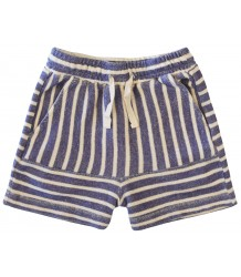 Barn of Monkeys Shorts w/Creased Belt STRIPES Barn of Monkeys Shorts w/Creased Belt STRIPES