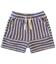 Barn of Monkeys Shorts w/Creased Belt STRIPES Barn of Monkeys Shorts w/Creased Belt STRIPES