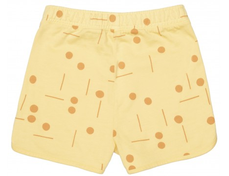 Barn of Monkeys Shorts w/Front Pocket DOTS