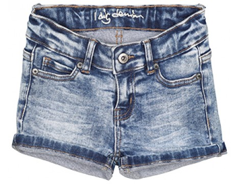 I Dig Denim Savannah Shorts Blue