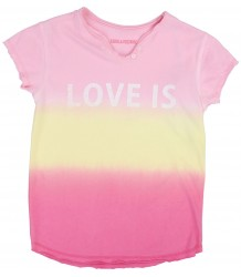 Zadig & Voltaire Kids Tee Boxo LOVE IS Zadig & Voltaire Kids Tee Boxo LOVE IS