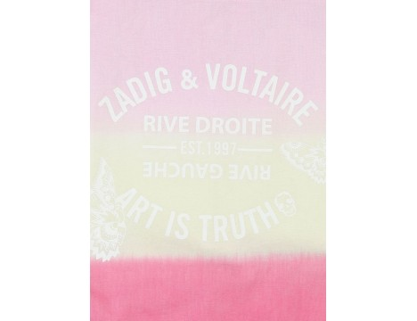 Zadig & Voltaire Kids Beach Bag ART IS TRUTH