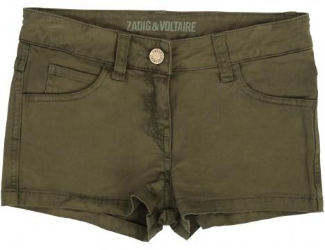 Zadig & Voltaire Kids DAVID Shorts
