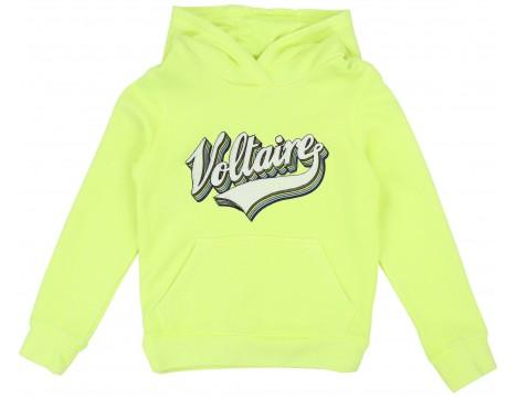 Zadig & Voltaire Kids Alvin Hooded Sweatshirt VOLTAIRE