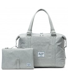 Herschel Strand Sprout CROSSHATCH Herschel Strand Sprout CROSSHATCH light grey