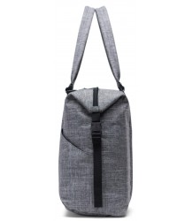 Herschel Strand Sprout CROSSHATCH Herschel Strand Sprout CROSSHATCH dark / raven grey