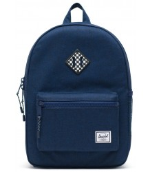 Herschel Heritage Backpack Youth CROSSHATCH Herschel Heritage Backpack Youth CROSSHATCH