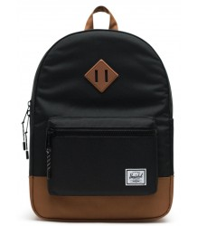 Herschel Heritage Backpack Youth SADDLE Herschel Heritage Backpack Youth SADDLE