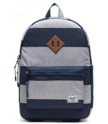 Herschel Heritage Backpack Youth STRIPE Herschel Heritage Backpack Youth BORDER STRIPE