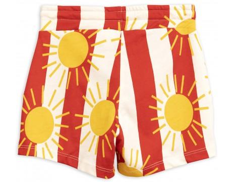 Mini Rodini SUN STRIPE aop Shorts