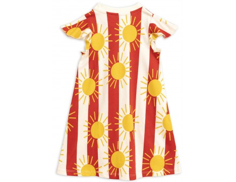 Mini Rodini SUN STRIPE aop Wing Dress