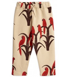 Mini Rodini PARROT aop Sweatpants Mini Rodini PARROT aop Sweatpants
