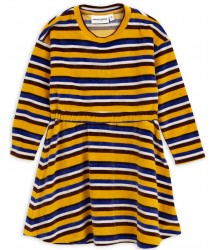 Mini Rodini Velours STRIPE Dress Mini Rodini Velours STRIPE Dress