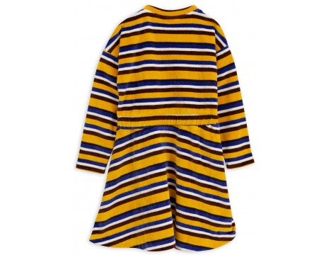 Mini Rodini Velours STRIPE Dress
