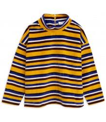 Mini Rodini Velours STRIPE Sweater Mini Rodini Velours STRIPE Sweater