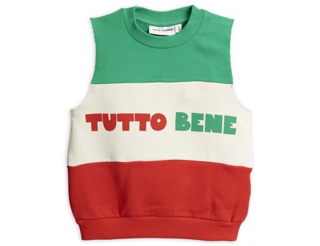 Mini Rodini TUTTO BENE SS Sweatshirt