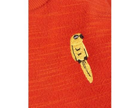 Mini Rodini PARROT Emb. Sweatshirt