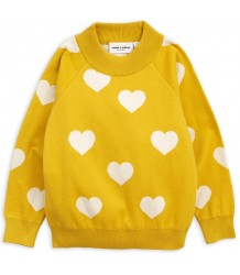 Mini Rodini Knitted HEART Sweater Mini Rodini Knitted HEART Sweater