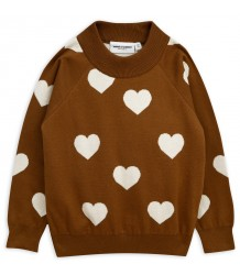 Mini Rodini Knitted HEART Sweater Mini Rodini Knitted HEART Sweater