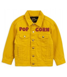 Mini Rodini Twill Jacket POP CORN Mini Rodini Twill Jacket POP CORN