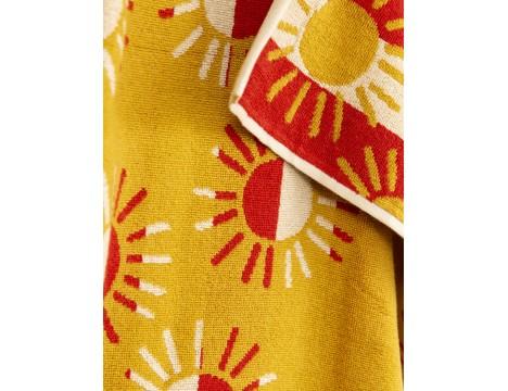 Mini Rodini SUN STRIPE Beach Towel