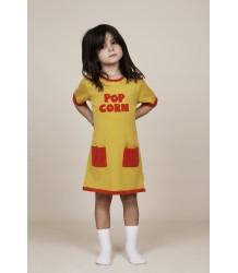 Mini Rodini Knitted POP CORN Dress Mini Rodini Knitted POP CORN Dress