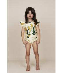 Mini Rodini PARROT Highwaisted Swimpants Mini Rodini PARROT Highwaisted Swimpants