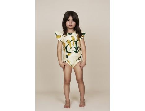 Mini Rodini PARROT Highwaisted Swimpants