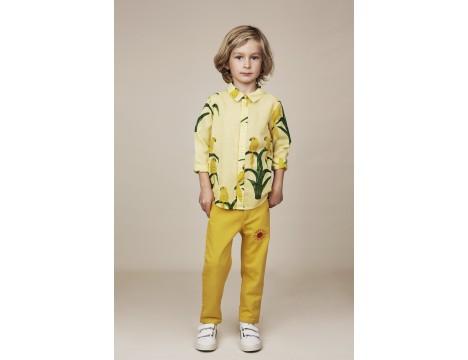 Mini Rodini PARROT LS Woven Shirt