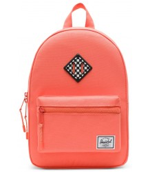 Herschel Heritage Backpack Kid Herschel Heritage Backpack Kid salmon / Checkerboard