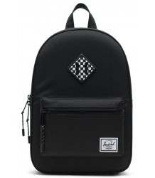 Herschel Heritage Backpack Kid Herschel Heritage Backpack Kid Black / Checkerboard