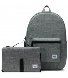 Herschel Settlement Sprout CROSSHATCH Herschel Settlement Sprout CROSSHATCH raven