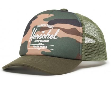 Herschel Sprout Baby Cap Whaler MESH CAMO