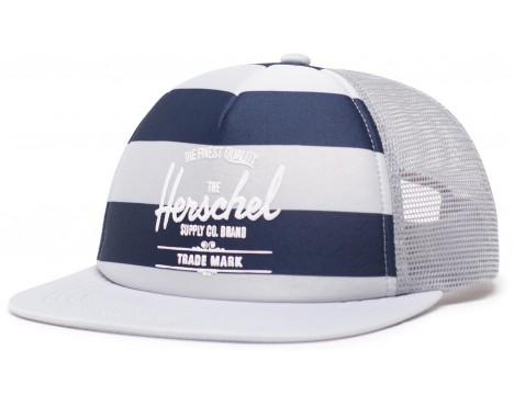 Herschel Whaler Cap Mesh STRIPE