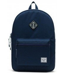 Herschel Heritage Backpack Youth XL CROSSHATCH Herschel Heritage Youth XL CROSSHATCH blue