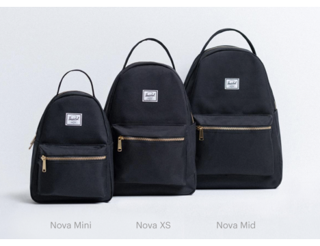 Herschel Nova Backpack Mid-Volume Light
