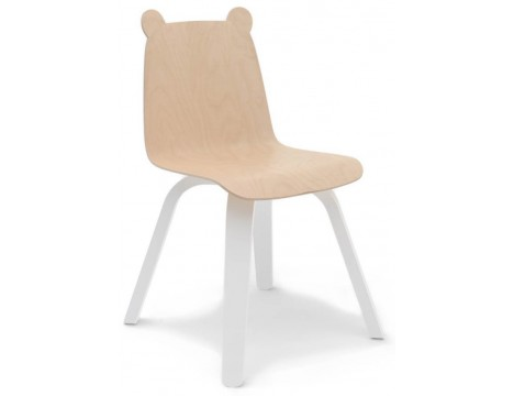 Oeuf NYC Bear Play Chairs - Set of 2