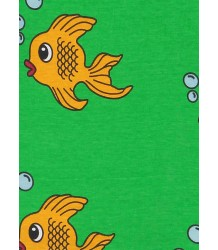 Hugo Loves Tiki Leggings GREEN FISH Hugo Loves Tiki Leggings GREEN FISH